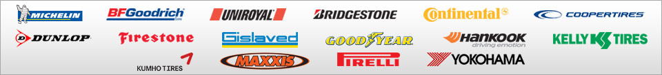 Tire Brands in Woodbury, CT